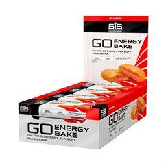 Science in Sport GO Energy Bake Bars - Pack of 12