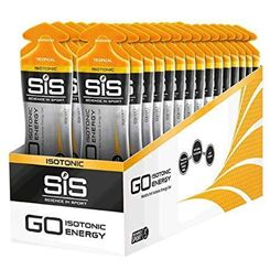 Science in Sport GO Isotonic Energy Gels - Pack of 30