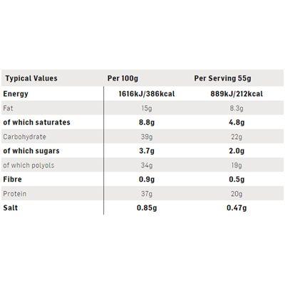 Science in Sport Protein20 Bars - Box of 12 - vanilla tab
