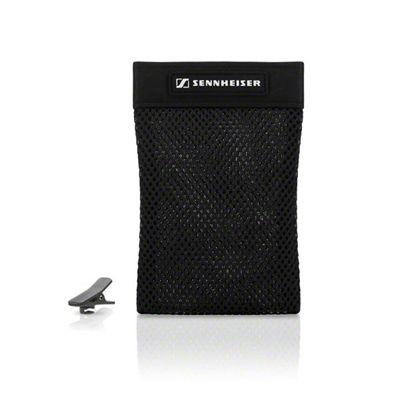 Sennheiser PMX 686G Sports Headphones Storage Pouch and Clip