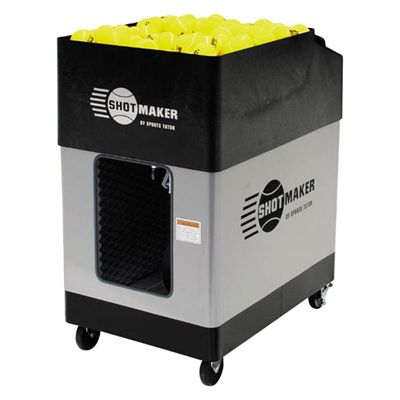 Shotmaker Deluxe Tennis Ball Machine