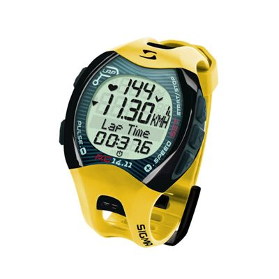 Sigma RC14.11 Heart Rate Monitor Yellow