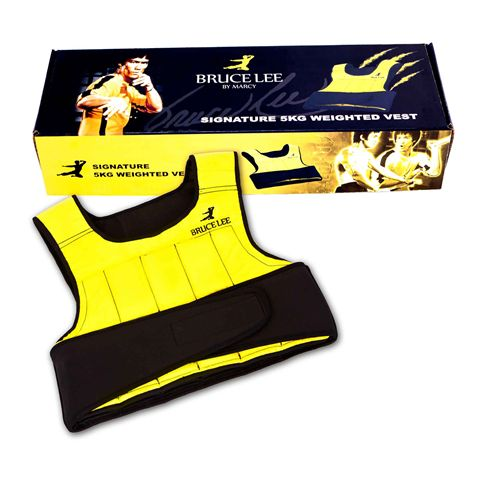 Marcy Bruce Lee Signature Weight Vest