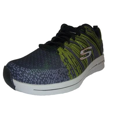 Skechers Burst 2.0 In the Mix II Mens Athletic Shoes--green-Ama