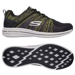 Skechers Burst 2.0 In the Mix II Mens Athletic Shoes