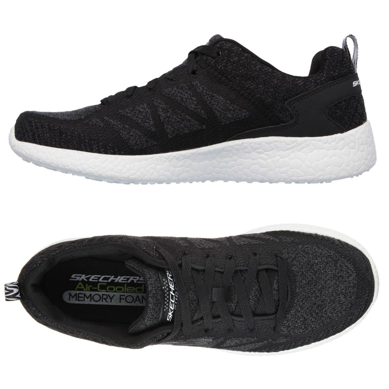 Skechers Burst Deal Closer Mens Athletic Shoes