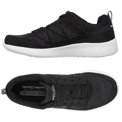 Skechers Burst Deal Closer Mens Athletic Shoes - Black - Alt.View