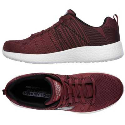 Skechers Burst In the Mix Mens Athletic Shoes - Alt.View