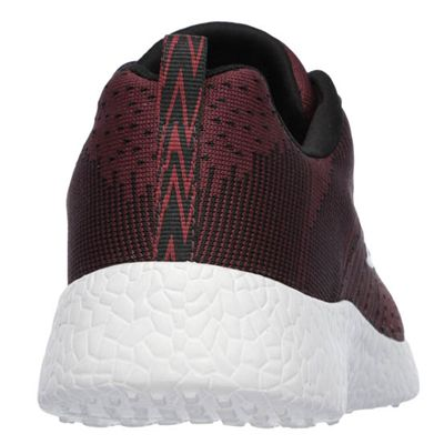 Skechers Burst In the Mix Mens Athletic Shoes - Back