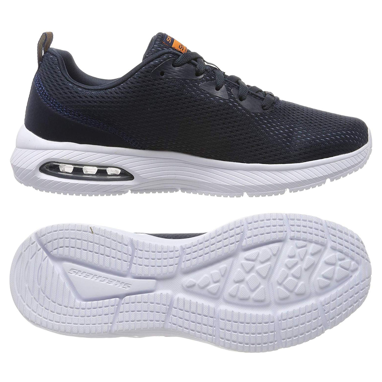 Skechers Dyna-Air Mens Training Shoes - 8 UK