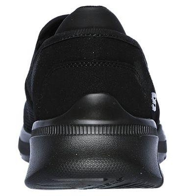 Skechers Equalizer 3.0 Sumnin Mens Walking Shoes - Black - Back