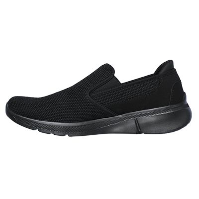 Skechers Equalizer 3.0 Sumnin Mens Walking Shoes - Black - Side