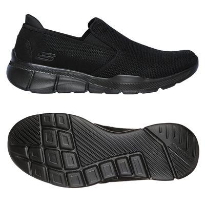 Skechers Equalizer 3.0 Sumnin Mens Walking Shoes - Black