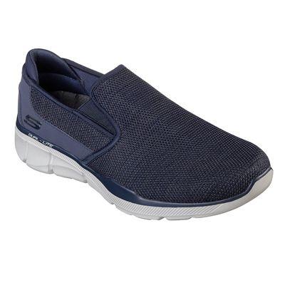 Skechers Equalizer 3.0 Sumnin Mens Walking Shoes - Navy - Angle