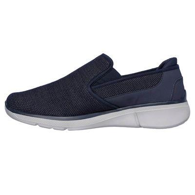 Skechers Equalizer 3.0 Sumnin Mens Walking Shoes - Navy - Side