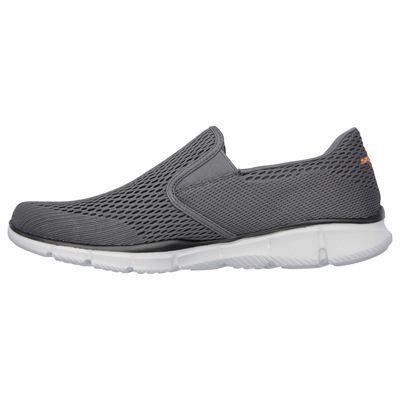 Skechers Equalizer Double Play Mens Running Shoes-Grey-Side