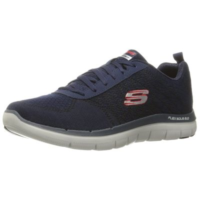Skechers Flex Advantage 2.0 Golden Point Mens Athletic Shoes-ama-nvrd