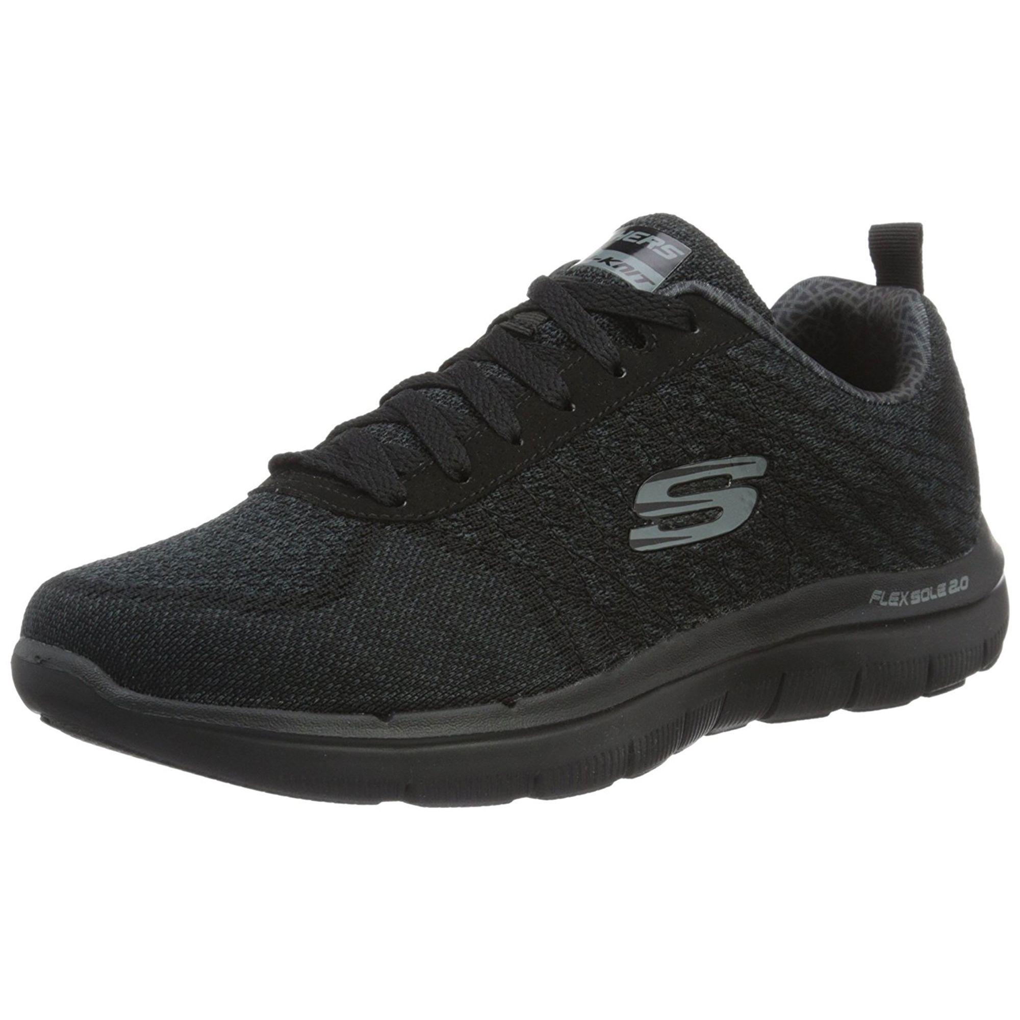 skechers flex advantage 2 0 golden point mens athletic shoes