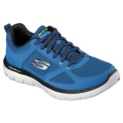 Skechers Flex Advantage 2.0 Mens Athletic Shoes SS17-angle