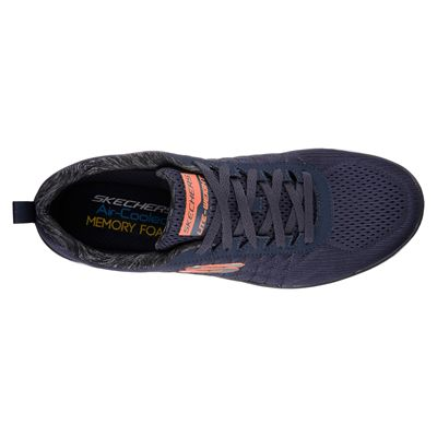 Skechers Flex Advantage 2.0 The Happs Mens Shoes-navy-top