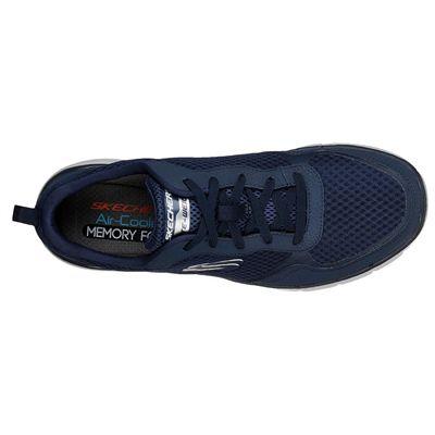 Skechers Flex Advantage 3.0 Mens Training Shoes - Navy - Above