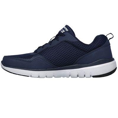 Skechers Flex Advantage 3.0 Mens Training Shoes - Navy - Side