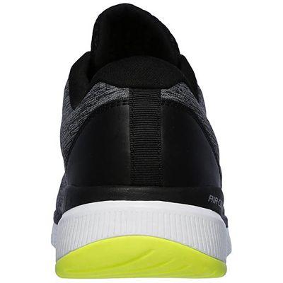 Skechers Flex Advantage 3.0 Stally Mens Training Shoes - Grey - Back