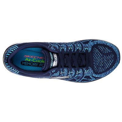 Skechers Flex Appeal 2.0 New Gem Ladies Training Shoes - Above