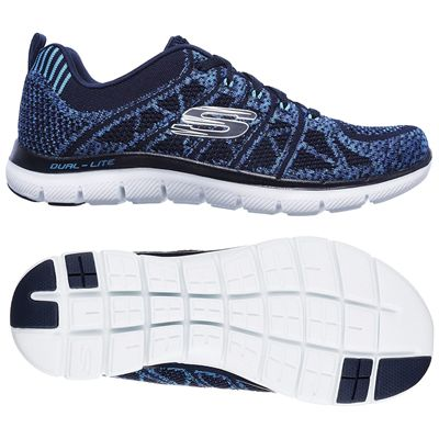 Skechers Flex Appeal 2.0 New Gem Ladies Training Shoes