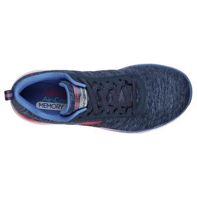 Skechers Flex Appeal 3.0 Fan Craze Ladies Training Shoes - Above