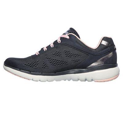 Skechers Flex Appeal 3.0 Moving Fast Ladies Training Shoes - Shoe