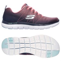 Skechers Flex Appeal Bright Side Ladies Training Shoes