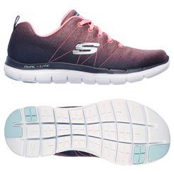 Skechers Flex Appeal Bright Side Ladies Training Shoes