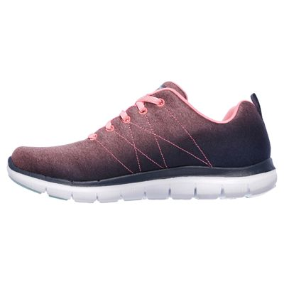 Skechers Flex Appeal Bright Side Ladies Training Shoes-side