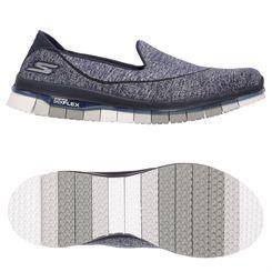 Skechers Go Flex Ladies Walking Shoes