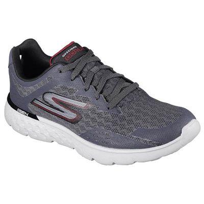 Skechers Go Run 400 Disperse Mens Running Shoes - Grey