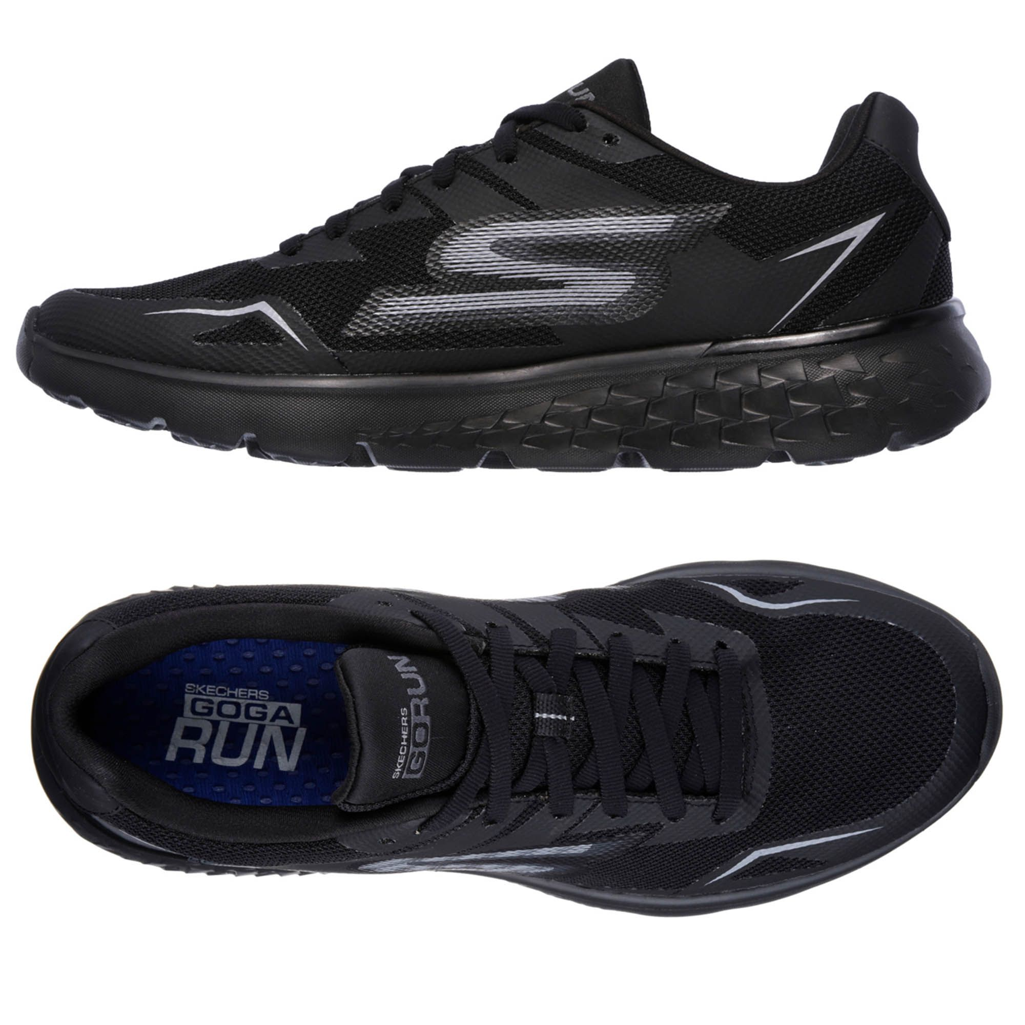 Skechers Go Run 400 Disperse Mens Running Shoes