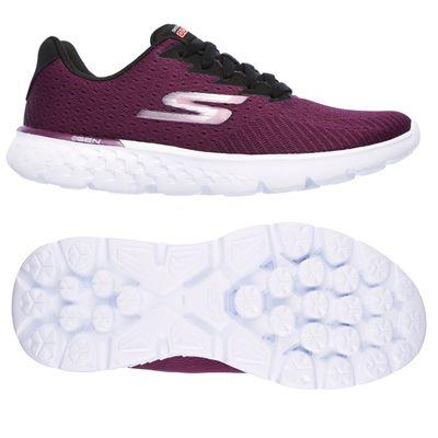 Skechers Go Run 400 Sole Ladies Running Shoes-ras-main