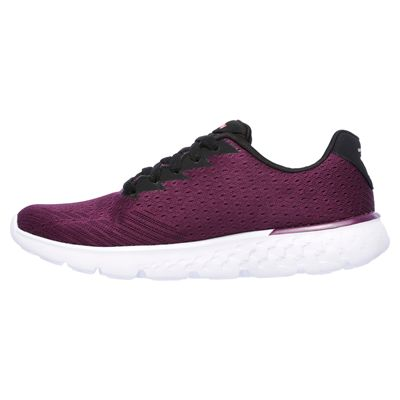 Skechers Go Run 400 Sole Ladies Running Shoes-ras-side