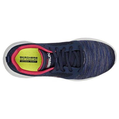 Skechers Go Run 600 Reactor Ladies Running Shoes - Above