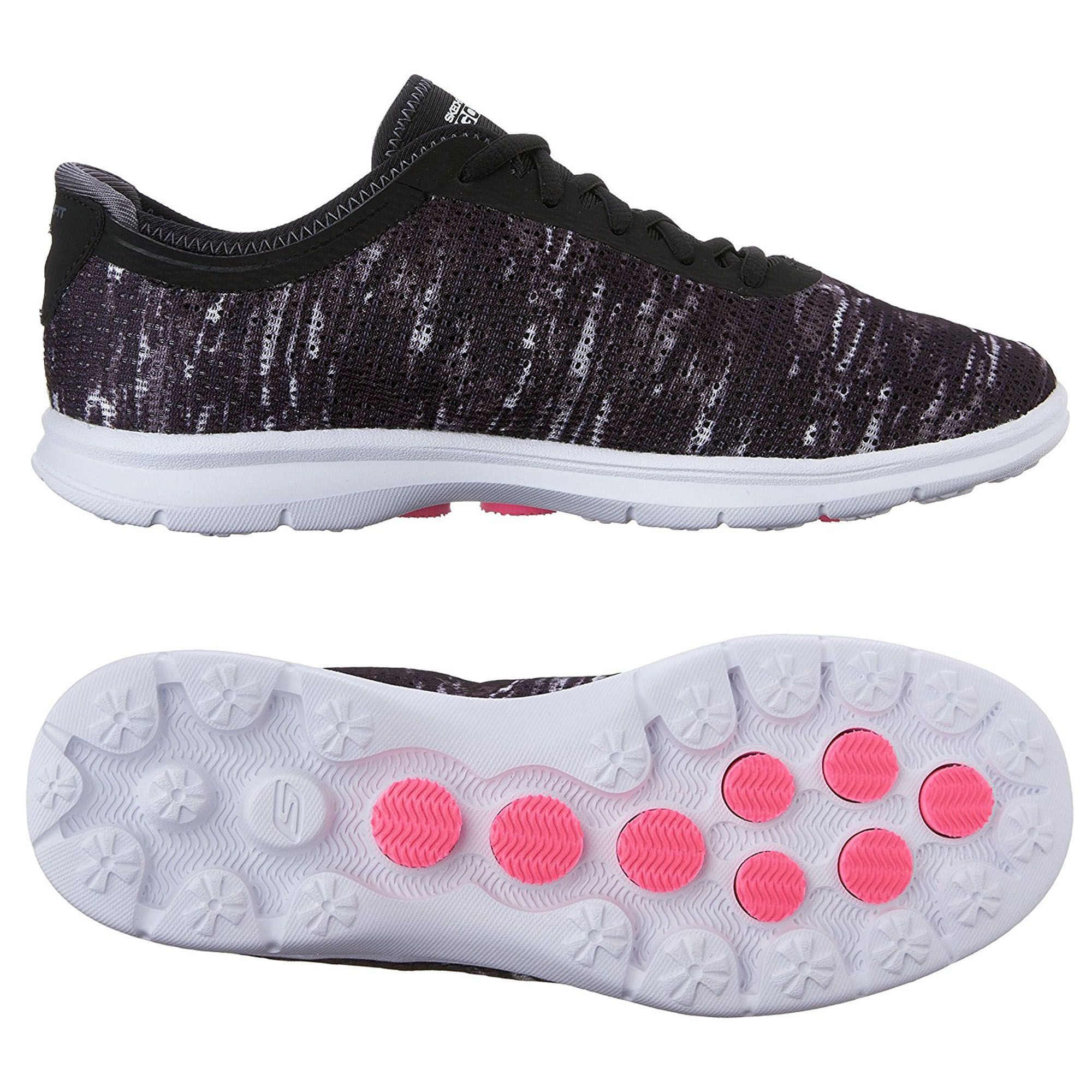 Skechers Go Step Ladies Athletic Shoes Sweatband Com