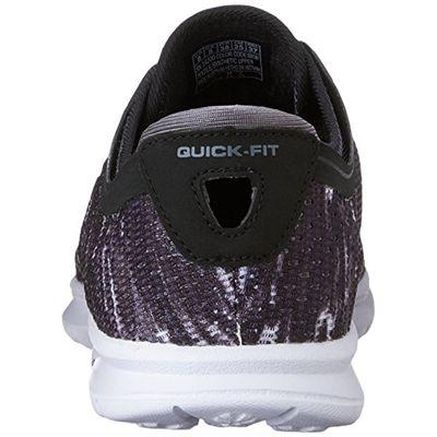 Skechers Go Step Ladies Athletic Shoes SS17- Black - Back1