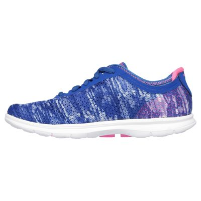 Skechers Go Step Ladies Athletic Shoes SS17-side