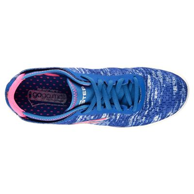 Skechers Go Step Ladies Athletic Shoes SS17-top