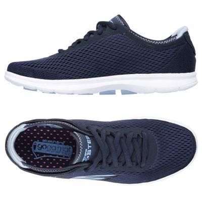 Skechers Go Step Sport Ladies Athletic Shoes - Side
