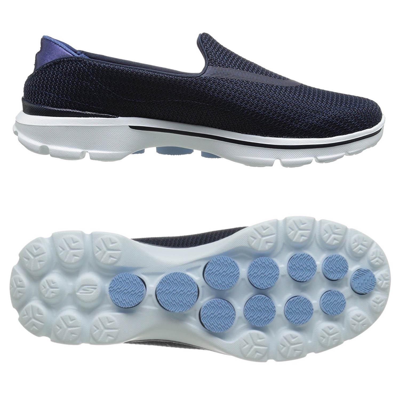 skechers go walk 3 walking shoes 6 uk best uk prices