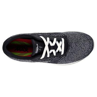 Skechers Go Walk 4 Exceed Ladies Walking Shoes-bkw-top