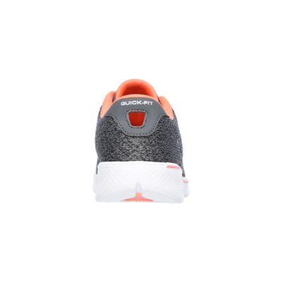 Skechers Go Walk 4 Exceed Ladies Walking Shoes-cccl-heel