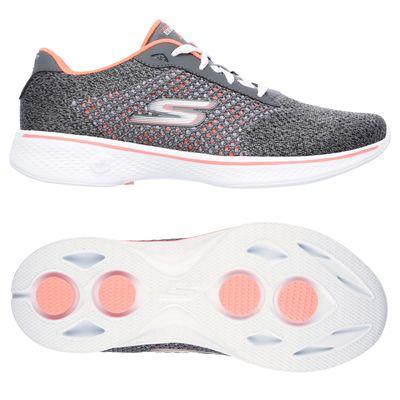 Skechers Go Walk 4 Exceed Ladies Walking Shoes-cccl-main