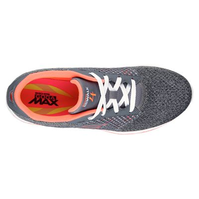Skechers Go Walk 4 Exceed Ladies Walking Shoes-cccl-top